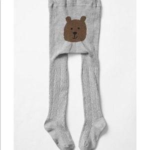 Baby gap Toddler Bear Tights